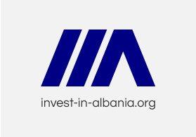 invest in albania logo