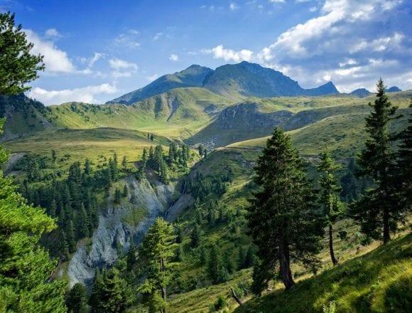 Albania-Kosovo Expand 'Via Dinarica' Hiking Trail