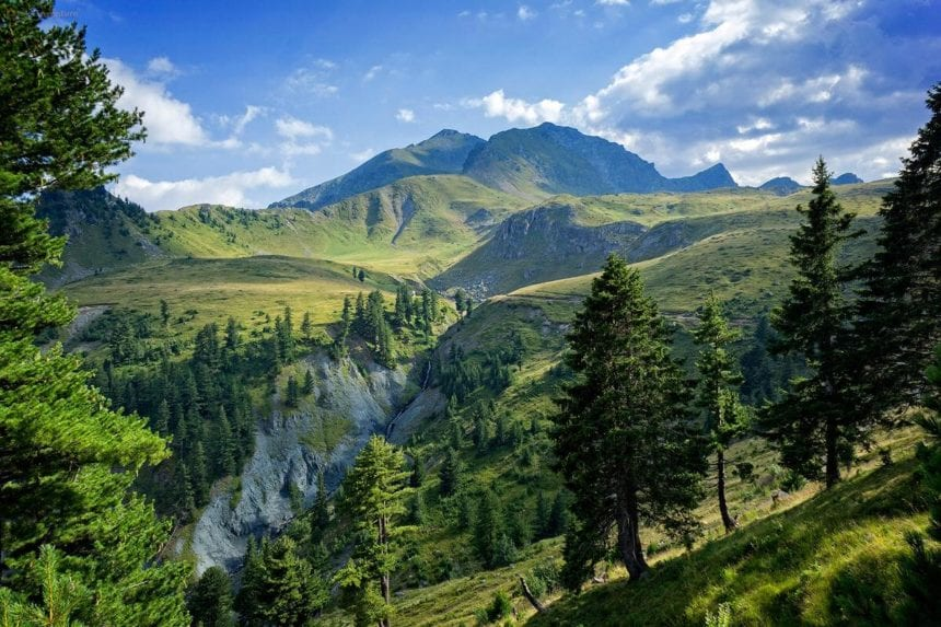 Albania-Kosovo Expand 'Via Dinarica' Hiking Trail