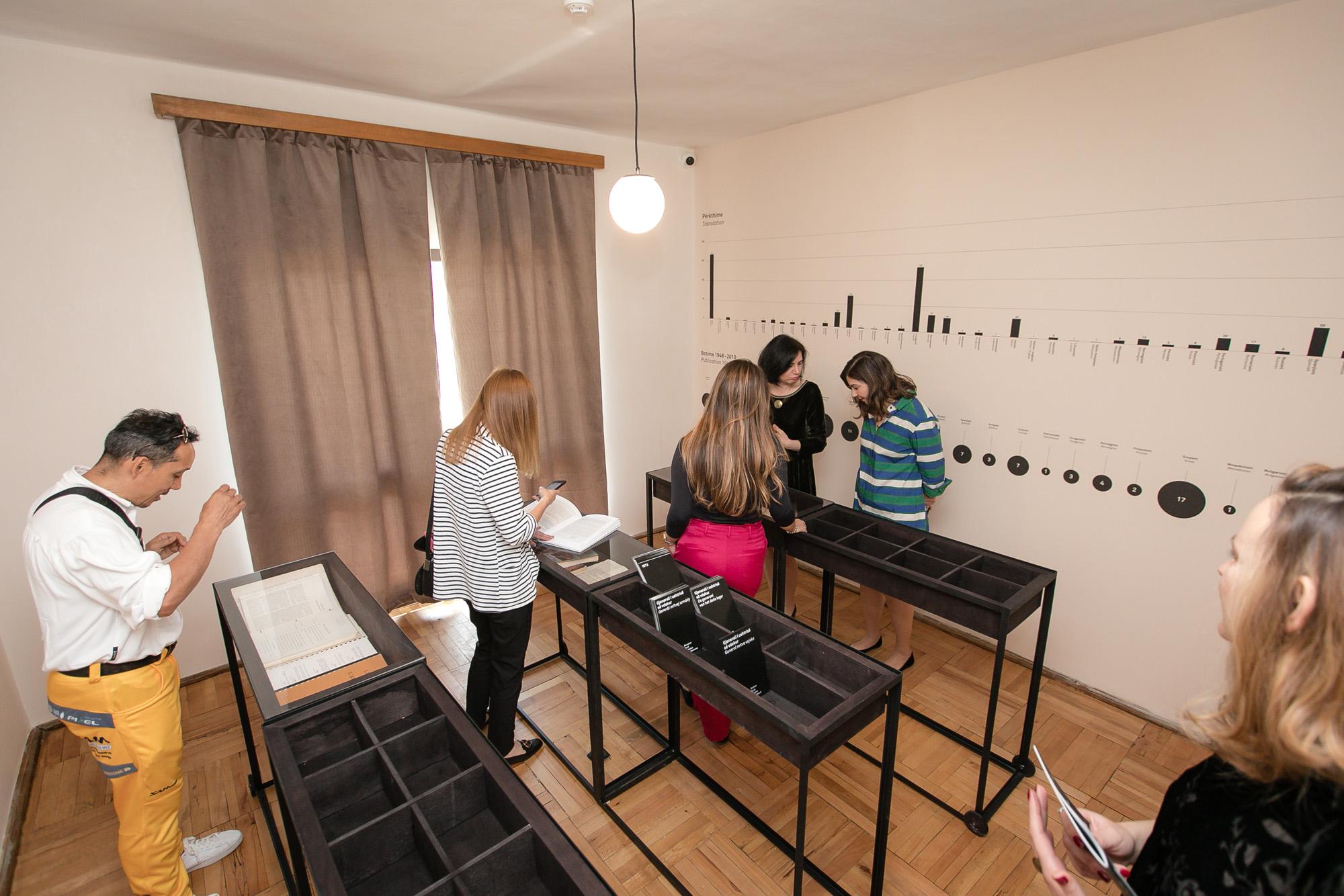 kadare museum