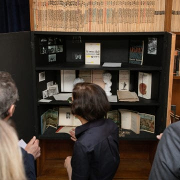 House-Turned-Museum of Ismail Kadare Opened for Visitors