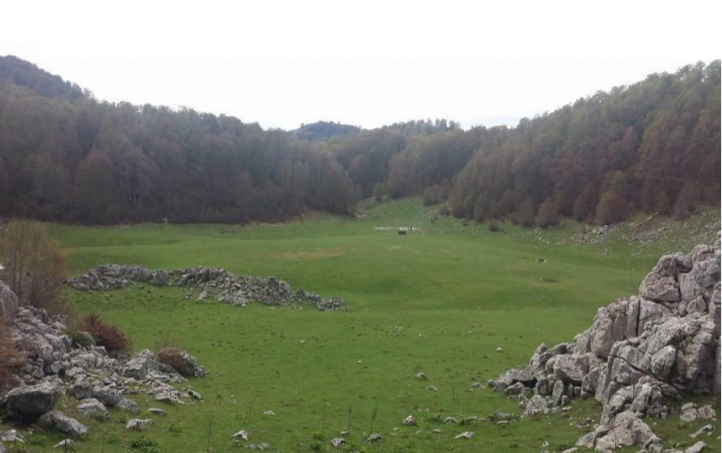 karst field of miraka