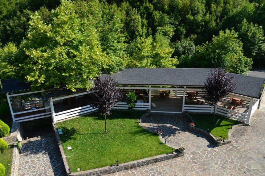 Katundi i Vjeter, Part of the Project '100 Villages'