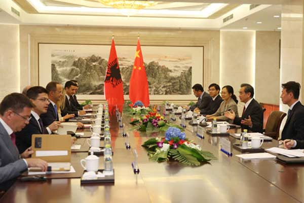 Albania and China to Boost Cooperation and Simplify Visa Procedures