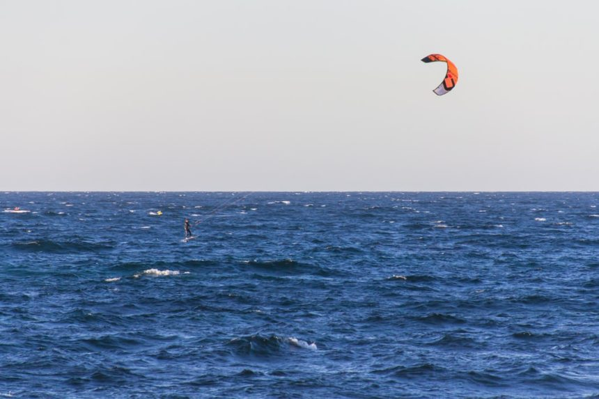 Darezeza Beach, Perfect for Lovers of Water Sports