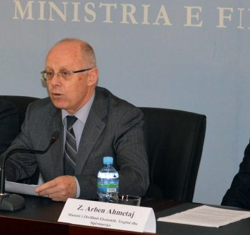 The IMF delegation conclude visit in Albania