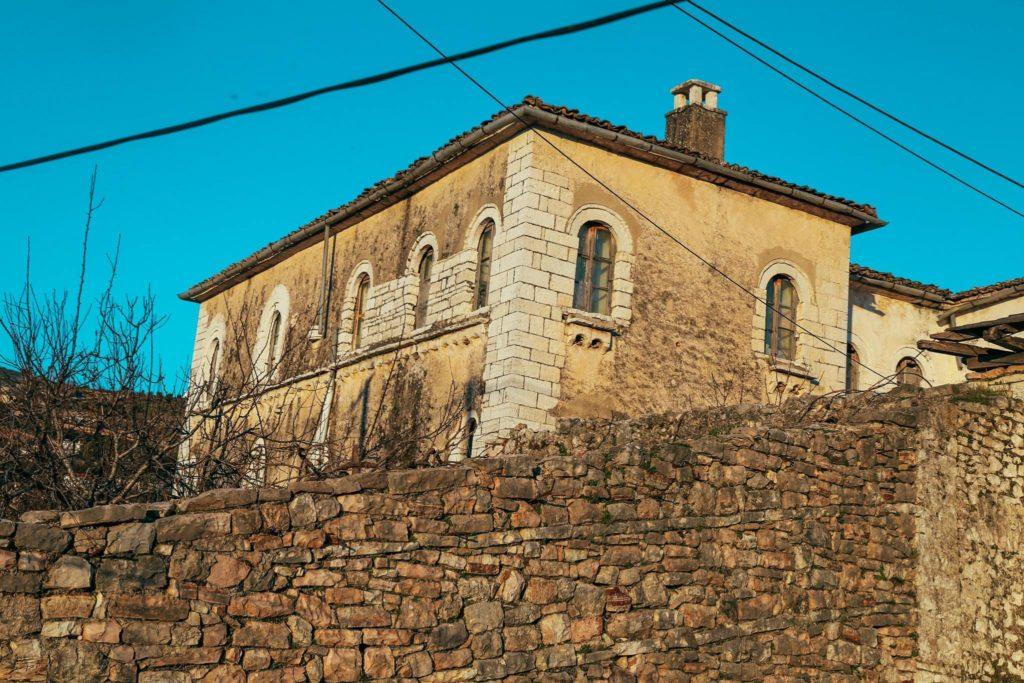 Old house in Konispol