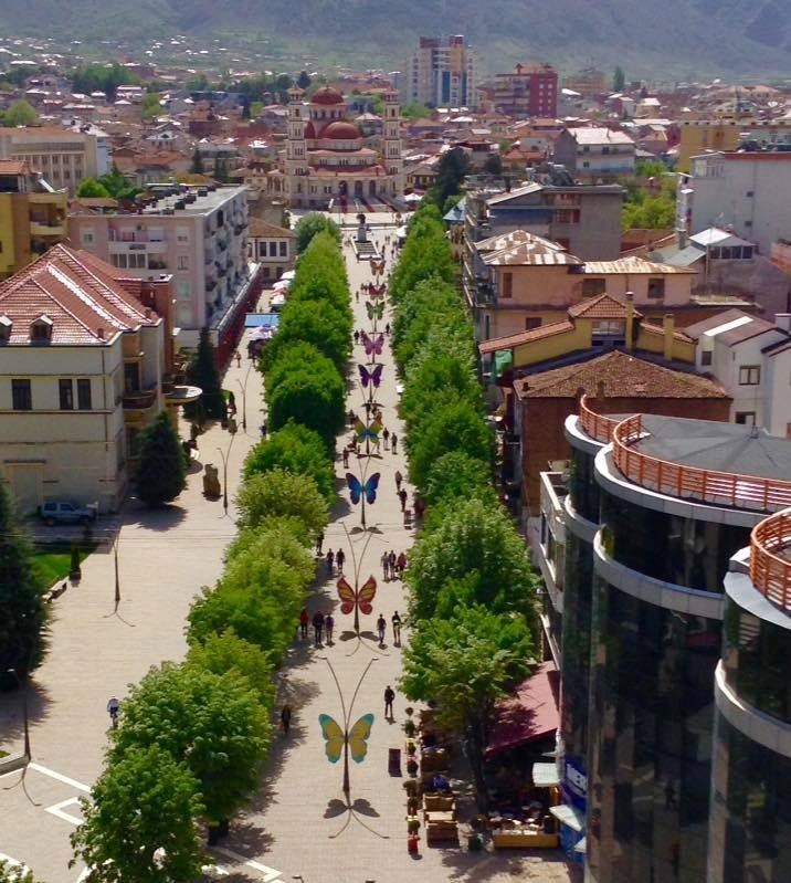 New Korca Cycling Network Boasts over 900km of Trails