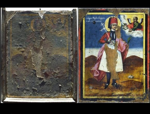 Experts Restore 10 Icons at Korca's Medieval Museum