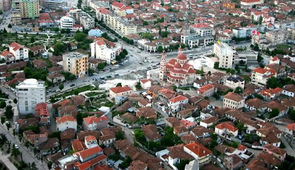 Top ten cities to live in Albania for 2014