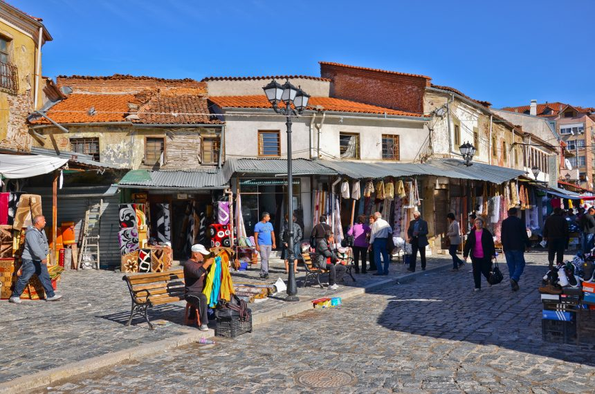 Old Bazaar of Korca to transform into a hub for tourists due to $4 ml restoration project