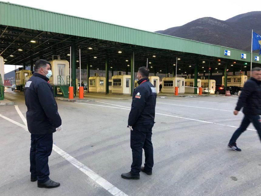 COVID-19 Update on Albania Cross Border Movements