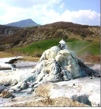 Kozani-8 geothermal well