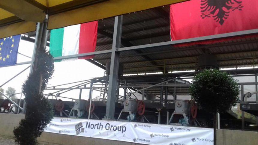 Italian Investors Open Chromium Plant in Librazhd