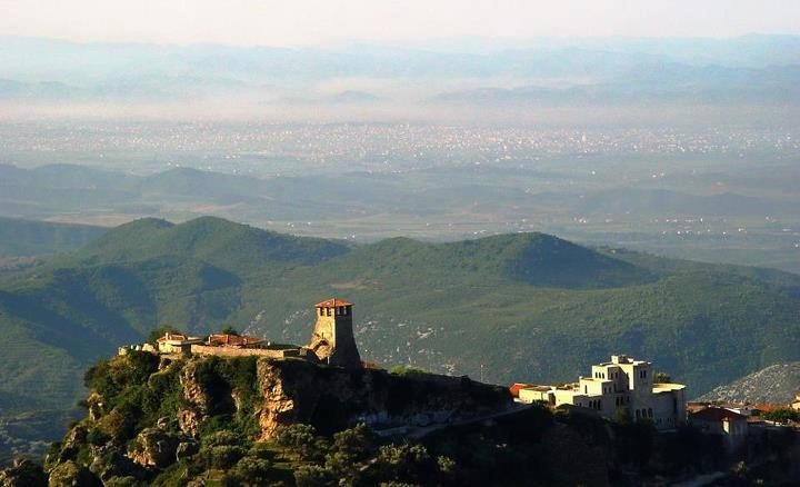kruja 1 - Most Popular Castles in Albania