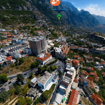 Take a Virtual 360 Degree Tour to Kruja