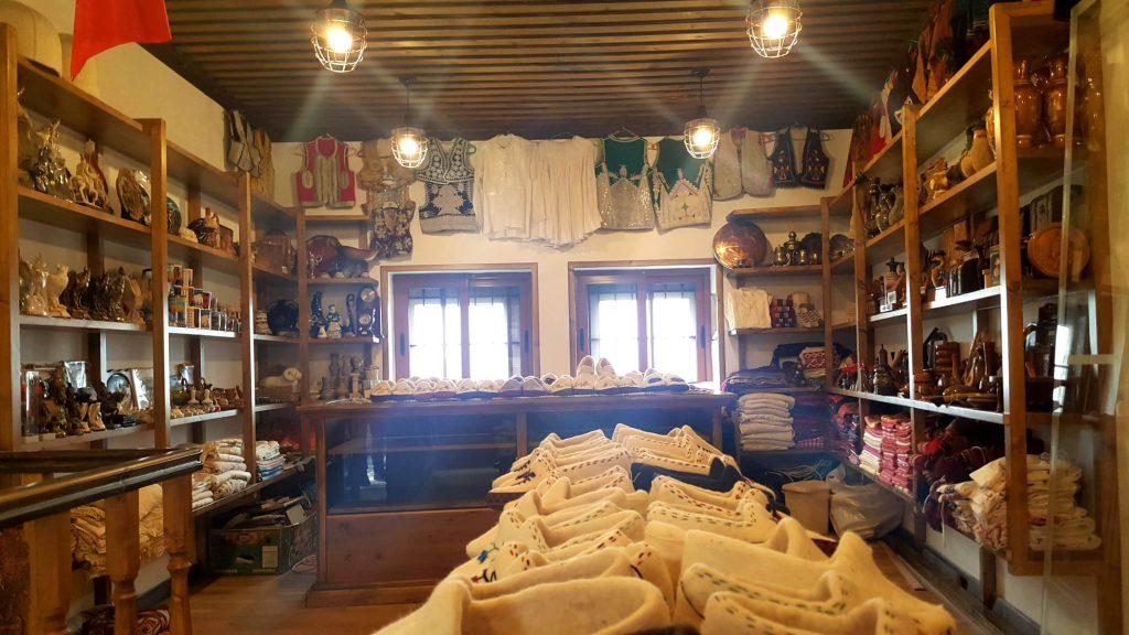 Kruja's Bazaar