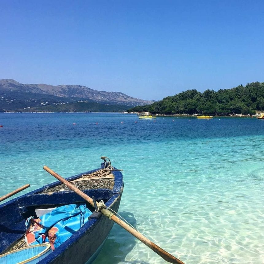Which Albanian Beach is Among Europe's Top 15 Beaches for Summer 2018