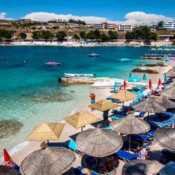 All Beaches in Ksamil Should be Public, Tare Says