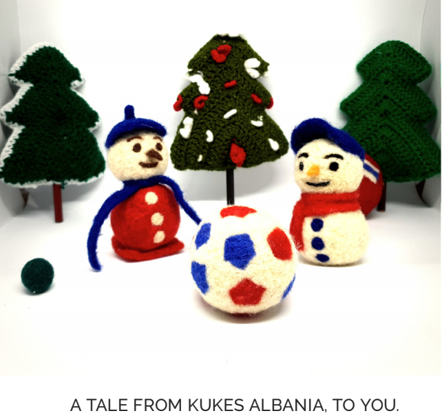 Christmas Gifts Crafted with Love by Kukesi Wool Artisans