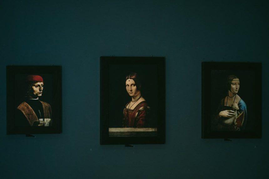 Leonardo Da Vinci's Reproductions Exhibited at National History Museum