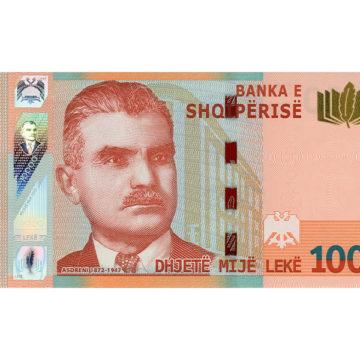 BoA Unveils New Lek 10,000 Banknote