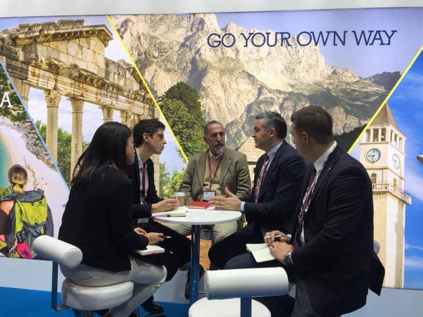 AlbaniaPromotes Tourism Offerat World Travel Market London 2017