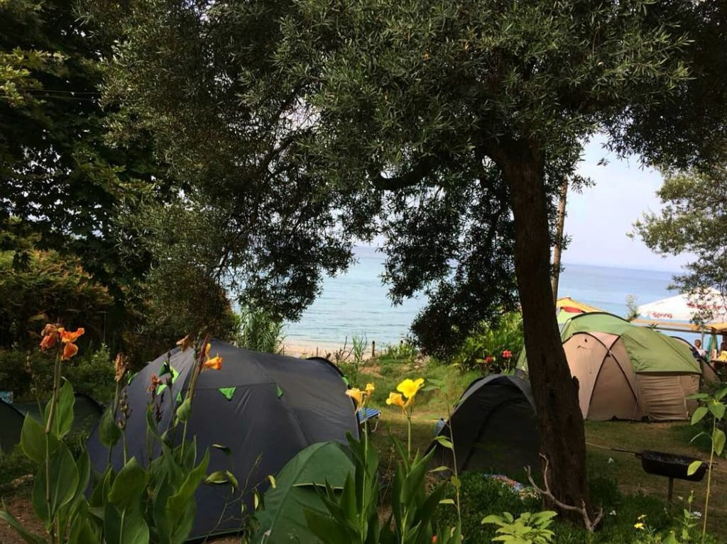 lukova campsite