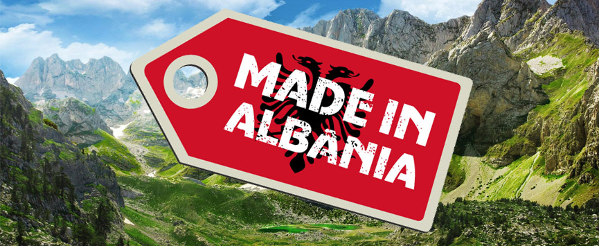 Made in Albania Products