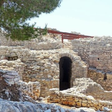 Albanian Legend: The Monastery of 40 Saints