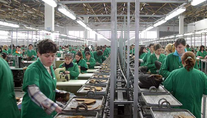 Manufacturing & garment industry