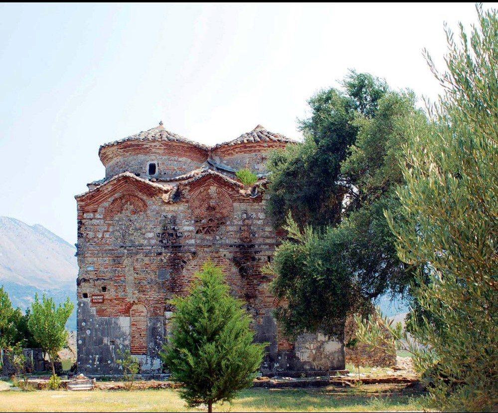 mesompotam monastery