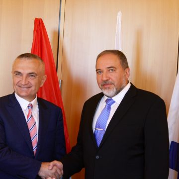Israel: Albania, an appropriate country for new investments