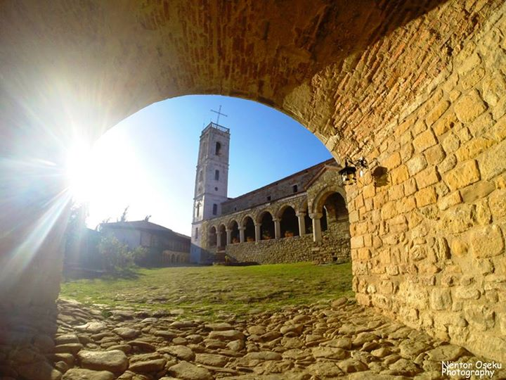 Monastery of Ardenica, a mix of culture, history, religion and tourism