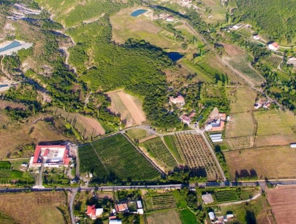 Agrotourism a New Trend in Albania, Applications on the Rise