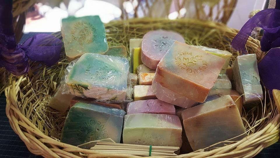 Handmade soaps Albania