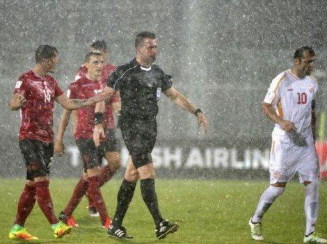 ставки на матч Македония Албания