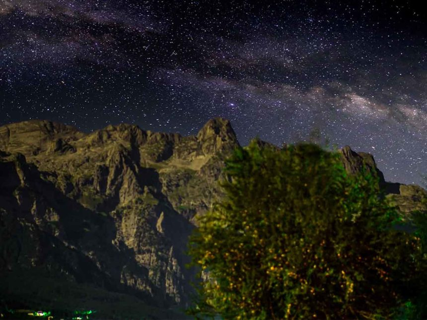 Albanian AstroTourism: Pristine Night Skies in Europe