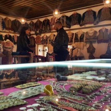 Kruja's Bazaar, 6 Old Stores Reopened for the Public