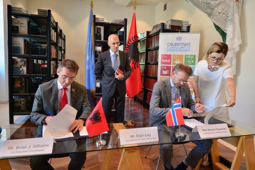 Norway Grants Albania $880,000 for Achieving SDGs