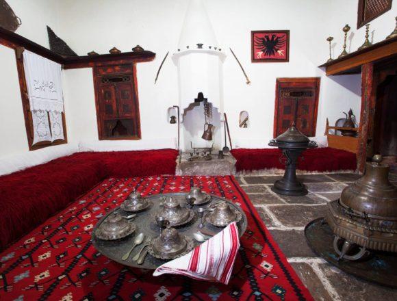 The Guestroom (Oda) of Berati