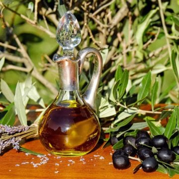 How Much Olive Oil do Albanians Consume per Year?