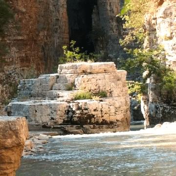 Osumi Cayons, Albania's Colorado