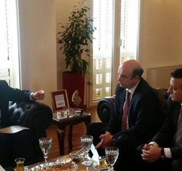 Albania and Kuwait to extend cooperation in agricultural sector