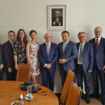 Albanian Exporters Interested in Entering Czech Market