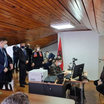 Albanian Biometric Document Offices Start Service in Bari and Istanbul