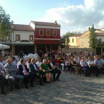 Lek 58 mln Grant for Businesses in Old Korca Bazaar