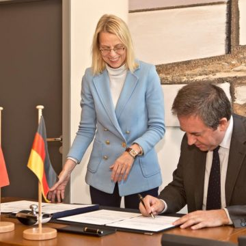 Albania, Germany Sign Pension Agreement