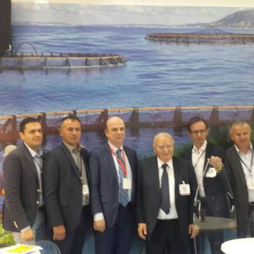 Albania Attends for first Time a Global Seafood Fair