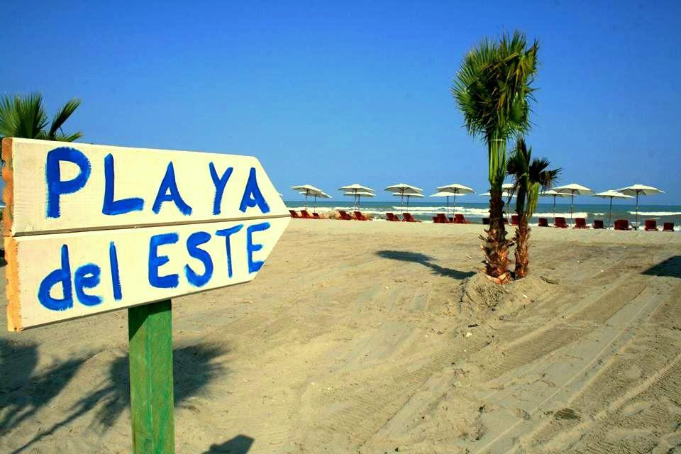 Playa del Este Beach Karpen